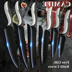Kitchen Stainless Steel Knife Set Cutlery Accessories Fruit