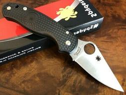 Spyderco Knife Para 3 Paramilitary 3 Lightweight FRN CTS-BD1