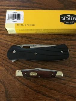 Buck Knives 0345BKS Vantage Select Folding Knife,Black,Large