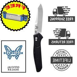 Benchmade Knives 390SBK SOCP Tactical Folding Knife Combo Ed