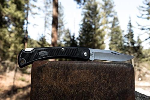 Buck Hunter Hunting Nylon Sheath, 420HC