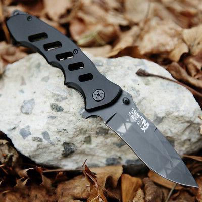 "8.75"" XTREME BLADE CHAINLINK TACTICAL FOLDING POCKET KNIFE"