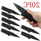 20 X Credit Card Knives Folding Wallet Thin Pocket Survival