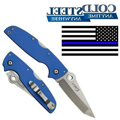 Cold Steel 54T Khan Folding Blade Knives