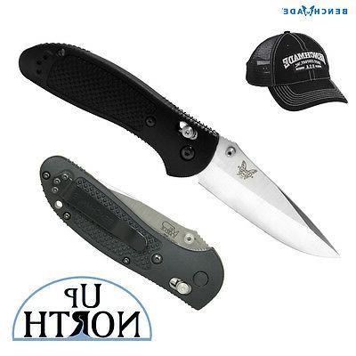 551 griptilian black folding knife s30v satin