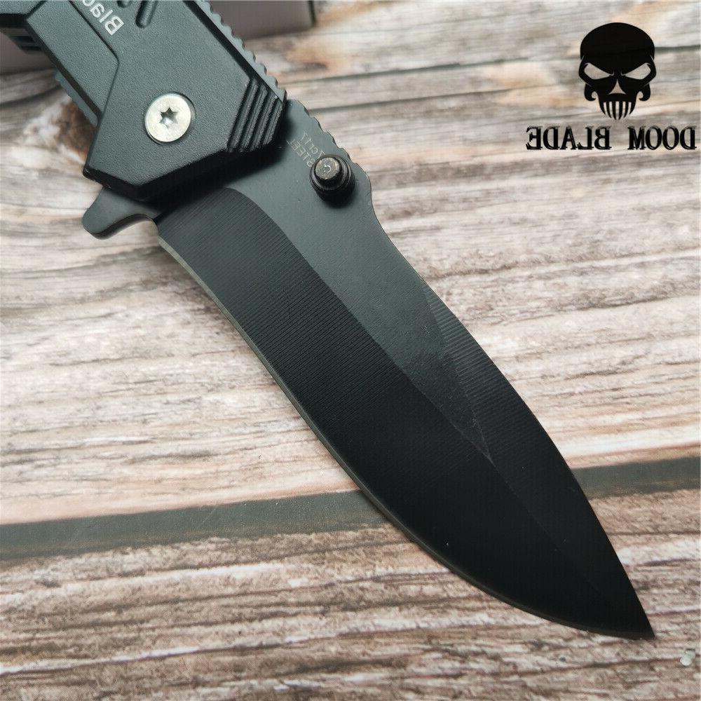 USA Folding Tactical Camping Blade Hardness