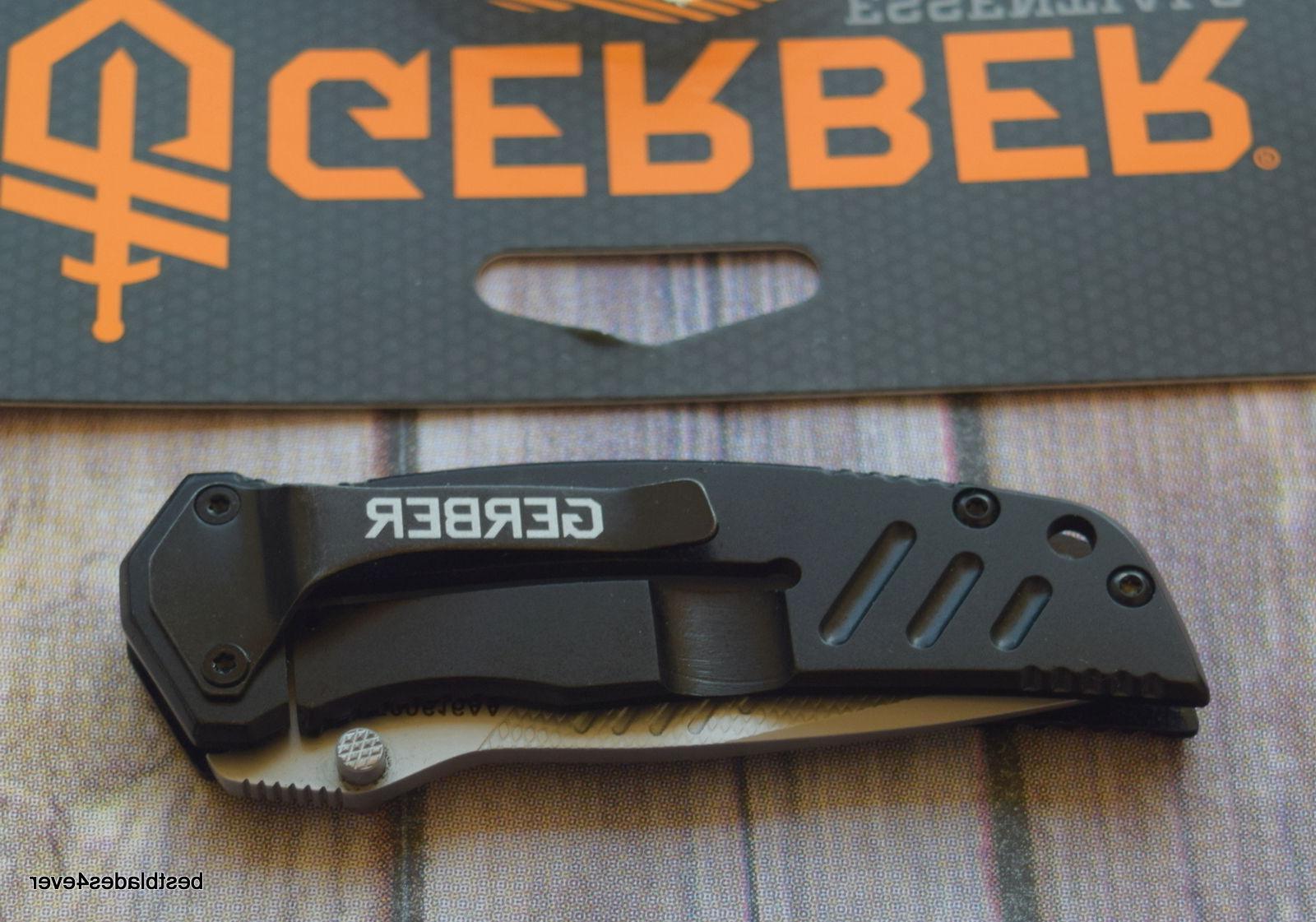 6.2 GERBER G-10 SWAGGER FRAME-LOCK
