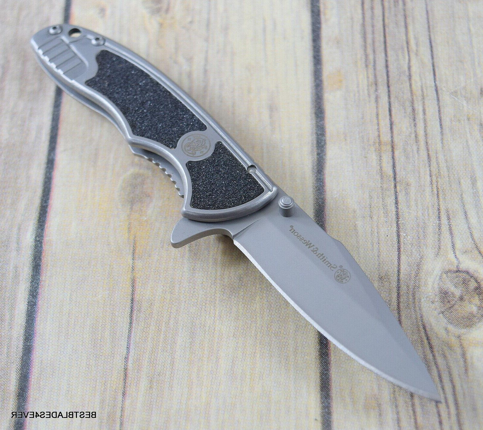 6 25 inch smith and wesson linerlock
