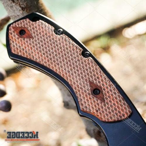 """8"""" CLEAVER Assisted Pocket Folding Knife"""