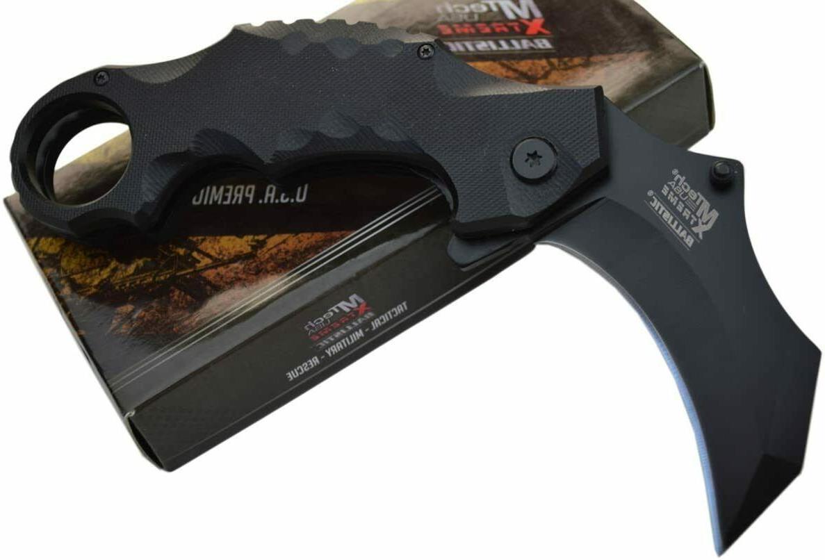 """8"""" Open Folding Knife"""