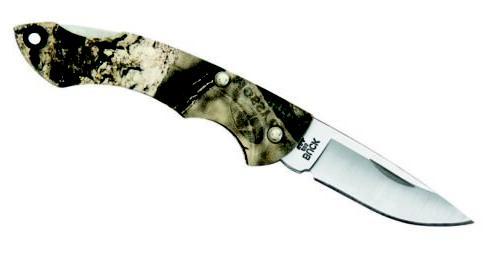 Buck Knives 283 Nano Bantam Mossy Oak Break Up Country Foldi