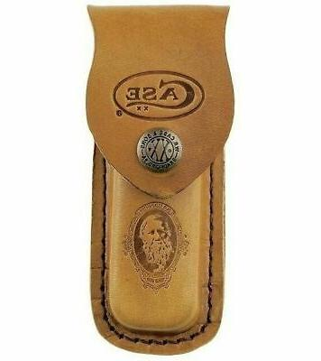 Case XX 9026 Knife Accessories Job Case Sheath for Medium Po