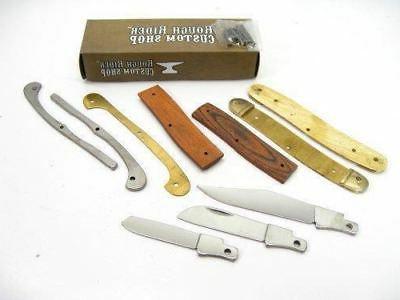 Rough Rider Custom Shop Stockman Folding Knife Build Kit