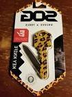 Sog key knife folding Cheetah print
