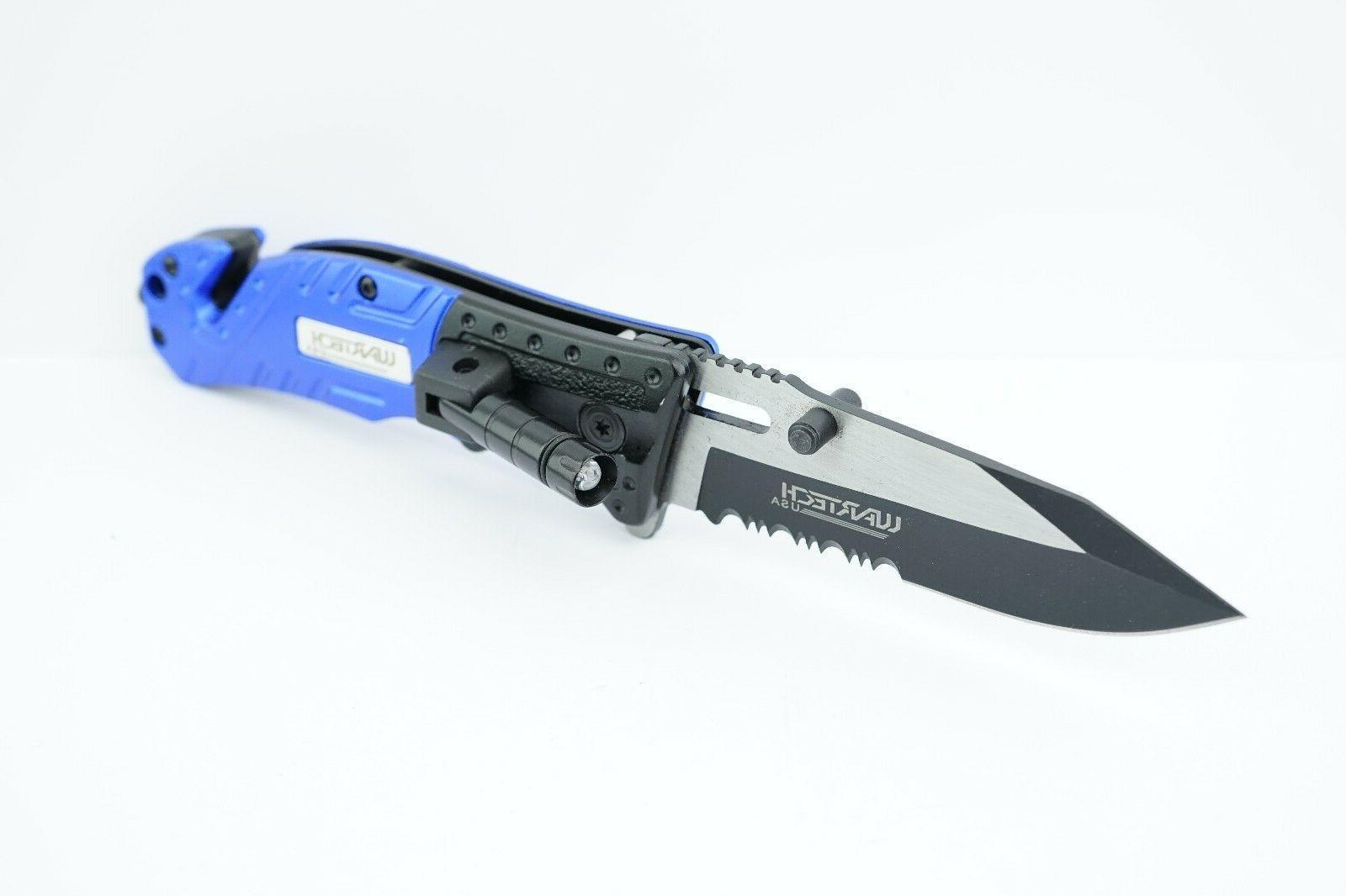 Wartech Open Pocket Knife