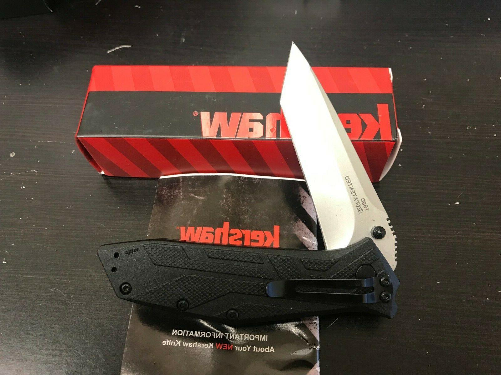 KERSHAW BRAWLER Pocket Knife Blade