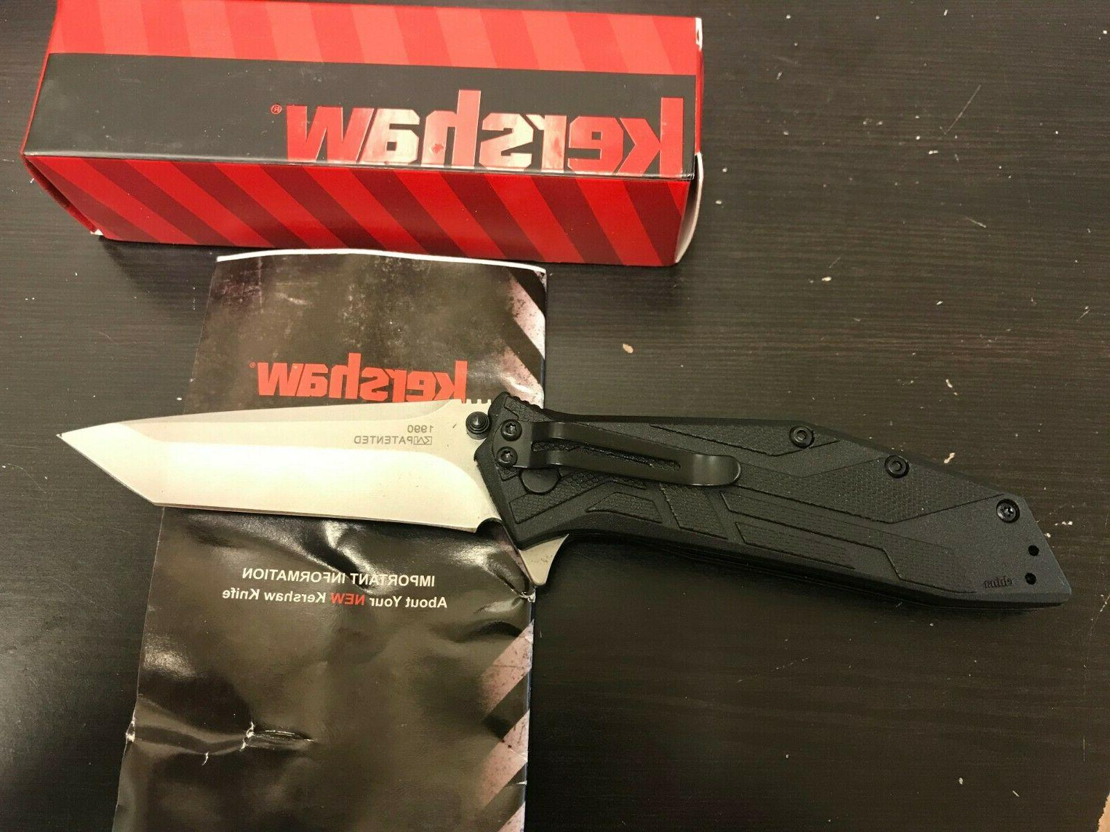 KERSHAW BRAWLER 1990 Pocket Knife