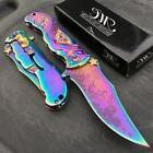fantasy rainbow coated 3d sculpted