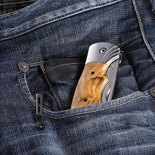 Grand Way Knife Pocket Knife with EDC for and Outdoor
