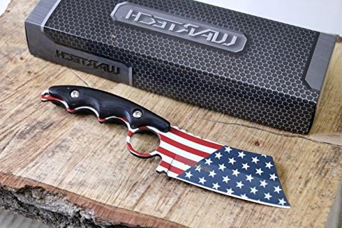 America Cleaver Fixed Hunting