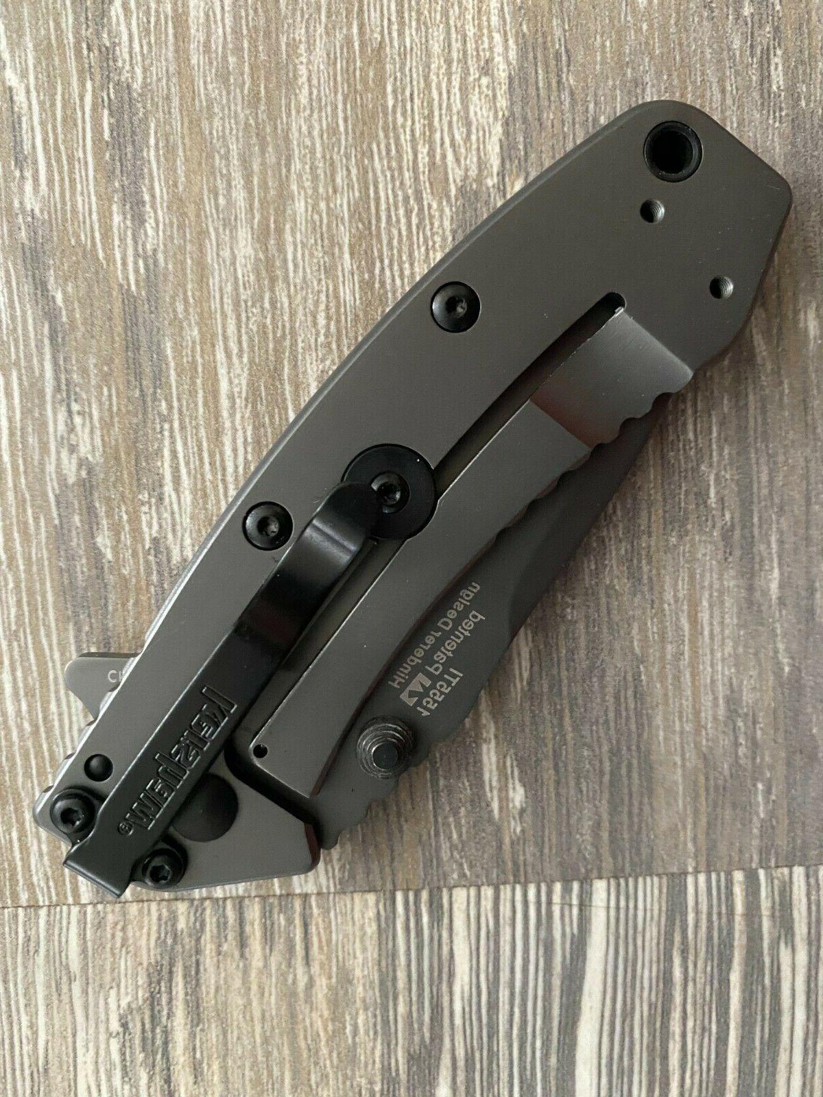 Kershaw Flipper Blade Knife