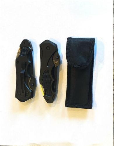 Gerber Black Pocket - Edge Knife