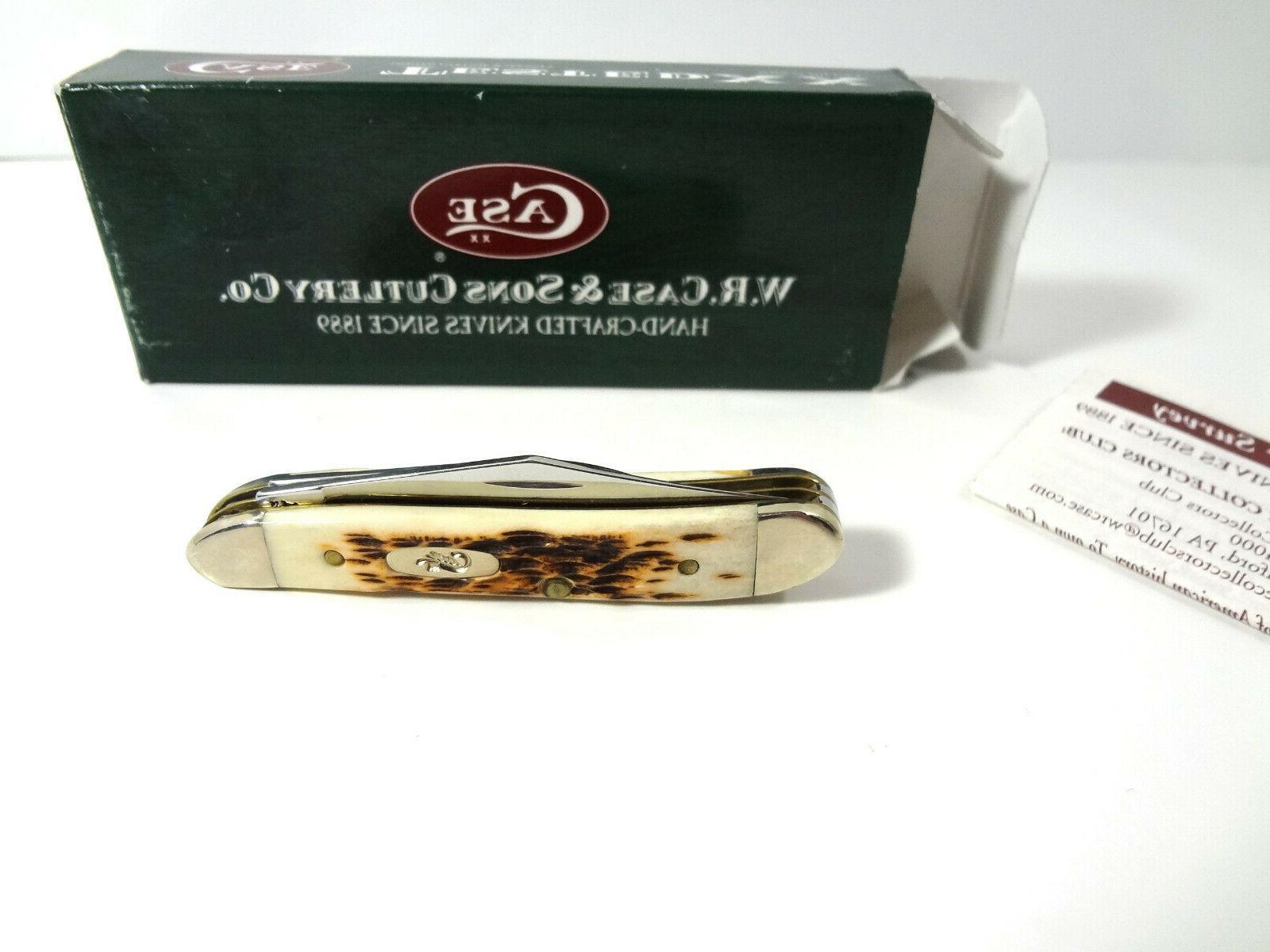 CASE Knife Blade Pocket Knife # NIB USA