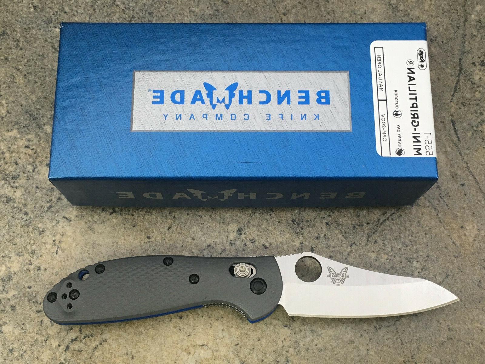 Knife, Gray Finish