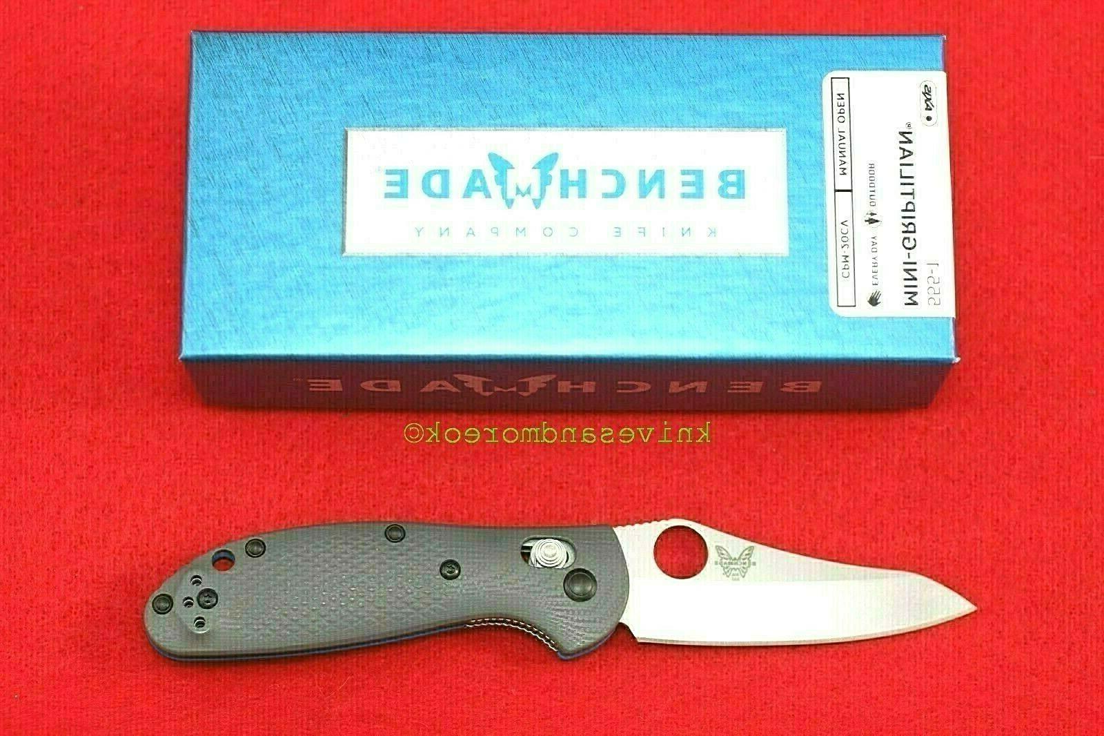 mini griptilian knife