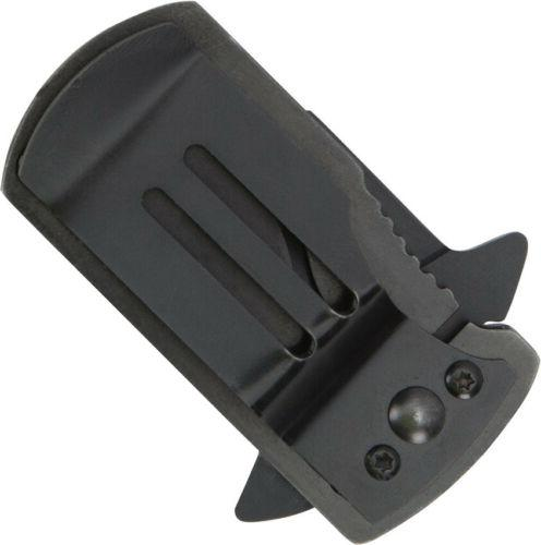 Black Opening Boot/Money Covert Tactical Knife