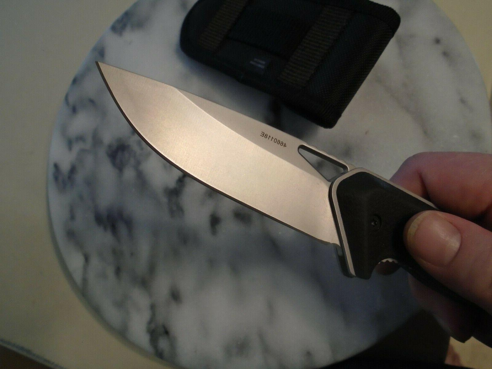 Gerber Folding Hunter Skinner W 002209 1/2""