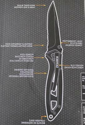 Gerber Outrigger Edge Assisted Opening Folding Knife