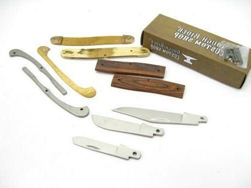 Rough Shop Folding Knife