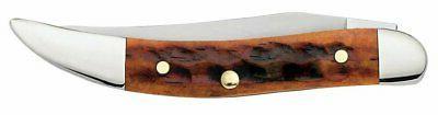 Case Small Chestnut Texas Knife