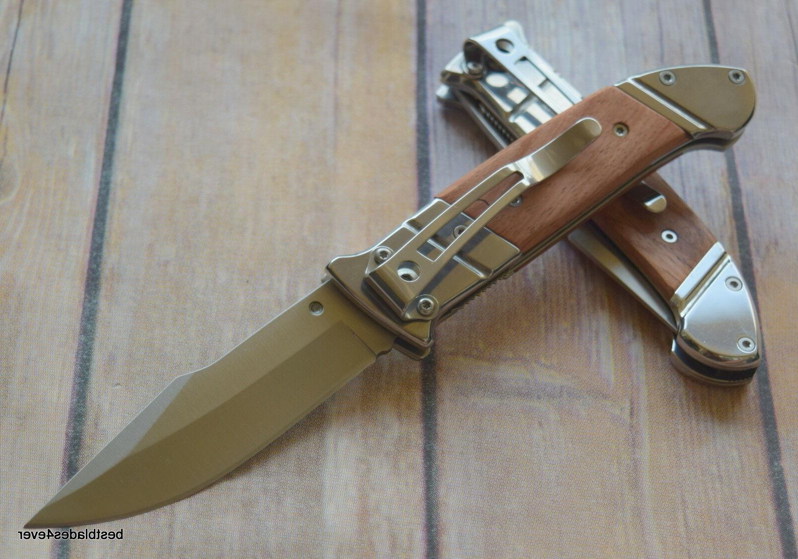 SOG FOLDING KNIFE POCKET -