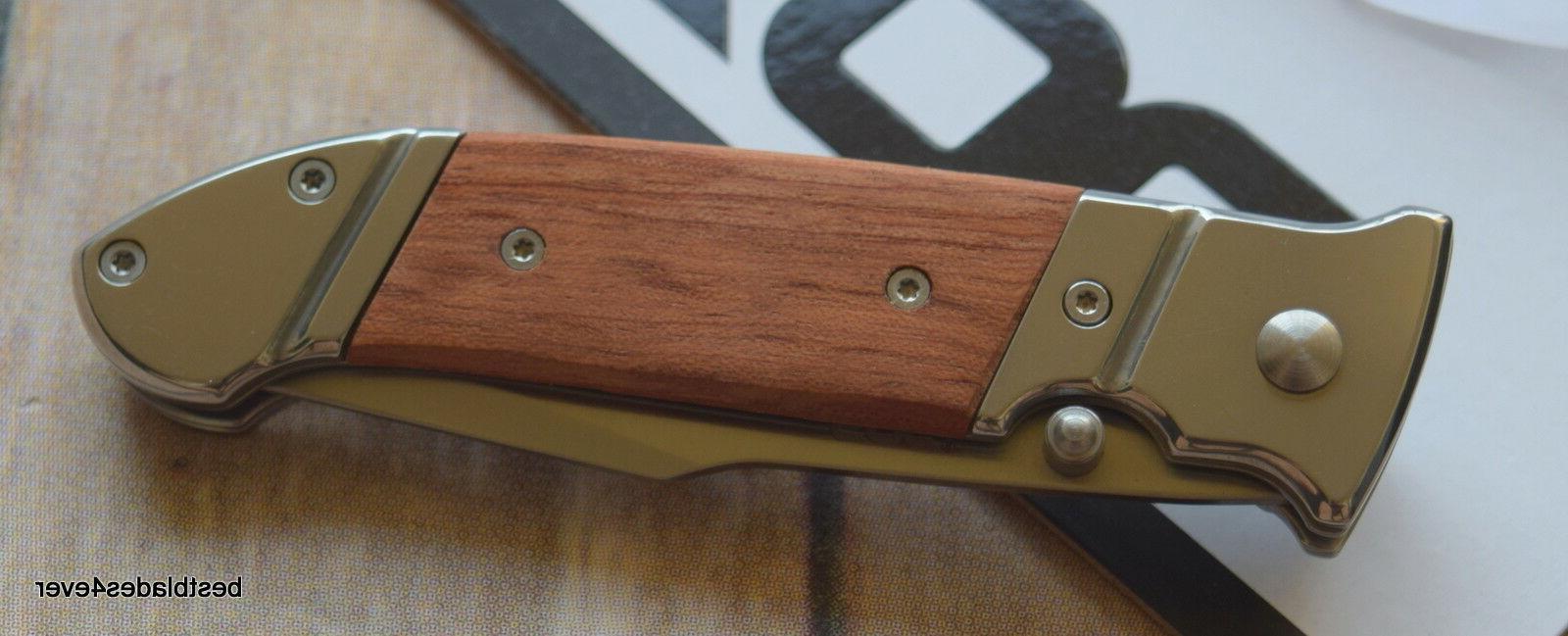 SOG KNIFE - 7.8
