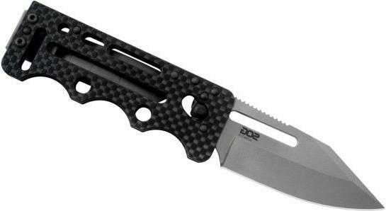 Sog SOGAC792.9-Inch Straight Edge Blade Ultra C-Ti Pocket Kn