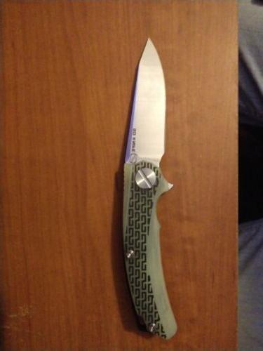 STEDEMON STEBG0103 BG01 SANDVIK KNIFE