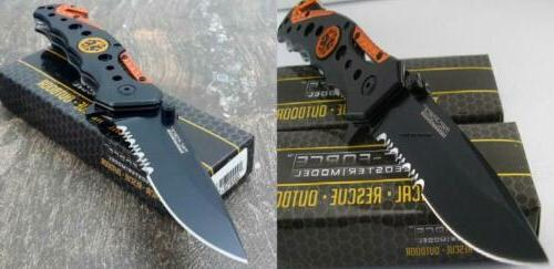 tac rescue folding pocket knife
