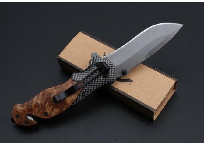 BROWNING Folding Pocket Knife Hiking