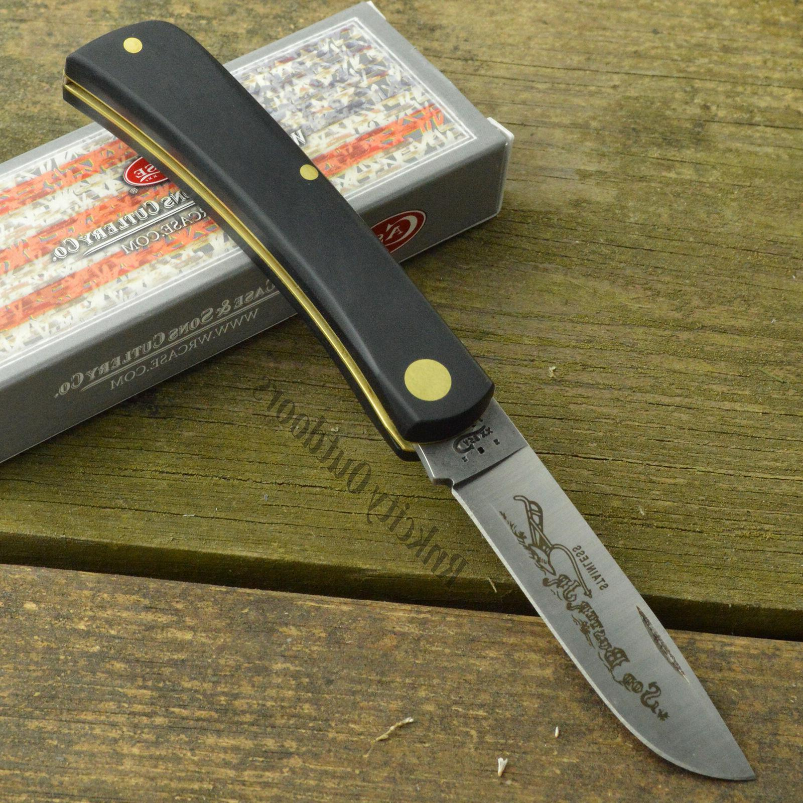 xx black synthetic handle sod buster jr