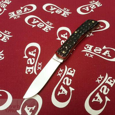 Case Jr Knife Stainless Seed