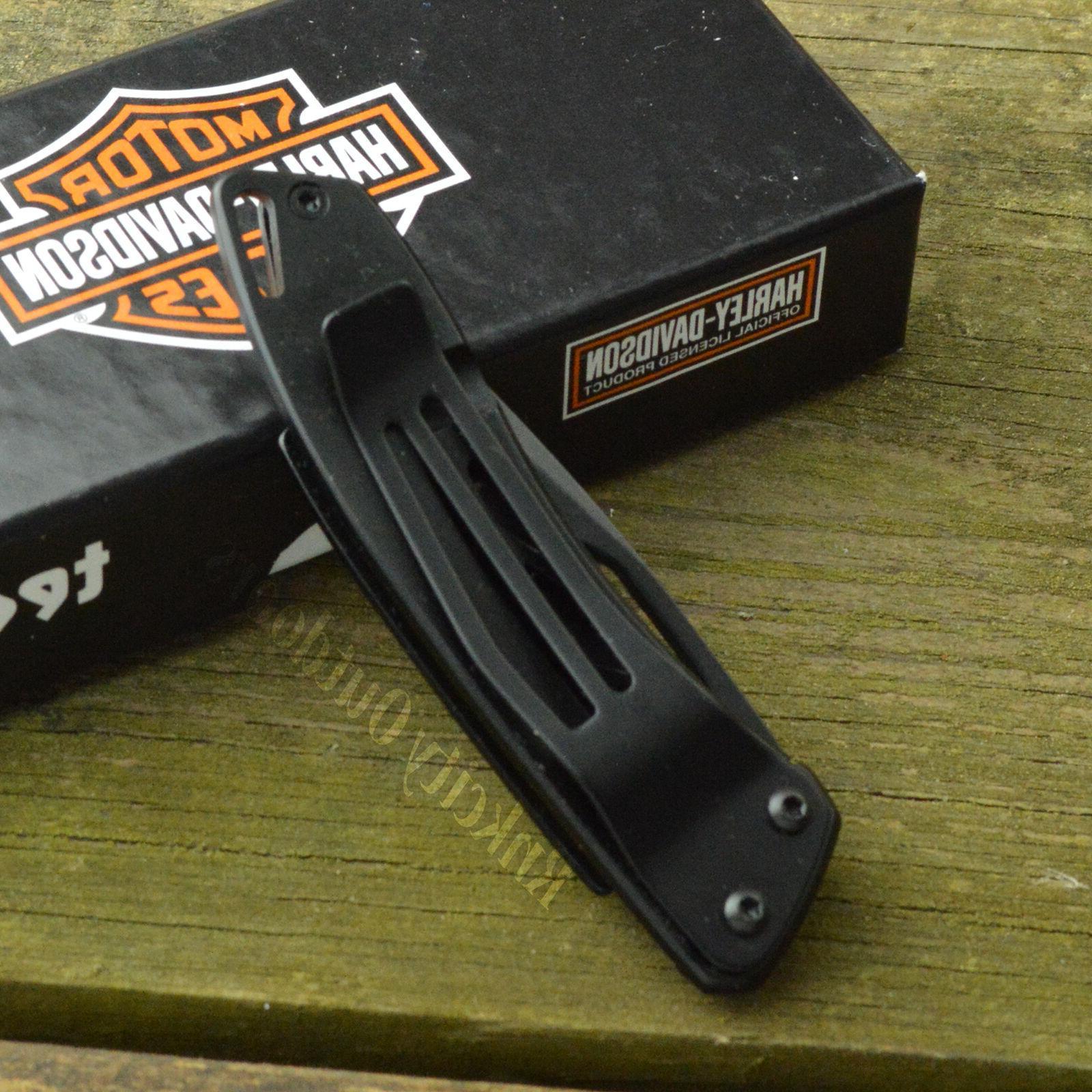 Case X Dinero Harley Clip