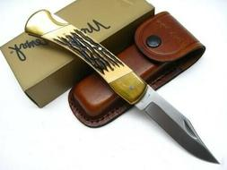 Uncle Henry LB8 Papa Bear Lockback Folding Pocket Knife