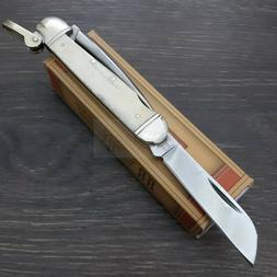 """Rough Rider Marlin Spike 2nd Folding Knife 3"""" Stainless Blad"""