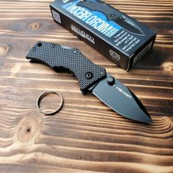 Cold Steel MICRO RECON 1 Spear Point AUS-8A Lockback Knife 2