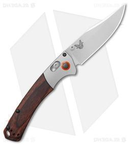 Benchmade Mini Crooked River 15085-2 folding Knife Hunt Seri