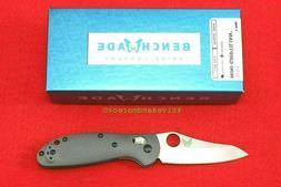 Benchmade 555-1 Mini Griptilian Knife, Plain Sheepsfoot Blad