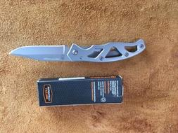 Gerber Mini Paraframe Pocket Folding Knife High Carbon Stain