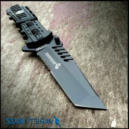 MTECH USMC TACTICAL FOLDING POCKET KNIFE Military Combat Ass